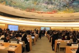 Bảo vệ quyền trẻ em là một ưu tiên lớn tại Hội đồng Nhân quyền Liên hợp quốc