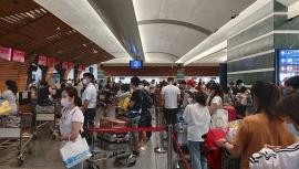Gần 250 công dân Việt Nam có hoàn cảnh đặc biệt khó khăn từ Đài Loan, Trung Quốc về nước an toàn