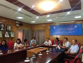 Tọa đàm trực tuyến chia sẻ kinh nghiệm ứng phó với COVID-19 của Việt Nam tới bạn bè Canada