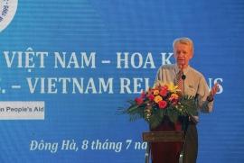 Chuck Searcy: 25 năm quan hệ Việt - Mỹ là một khởi đầu tốt đẹp