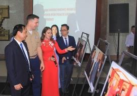 Triển lãm ảnh đầu tiên về mối quan hệ Việt Nam - Hoa Kỳ tại Quảng Trị