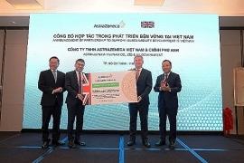 Vương quốc Anh tài trợ 5 hệ thống điện mặt trời giúp Việt Nam phát triển năng lượng xanh