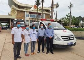 Tây Ninh tiếp nhận gần 500 du học sinh Campuchia trở lại nhập học