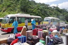 Hà Tĩnh đón hơn 600 du học sinh Lào nhập học sau COVID-19