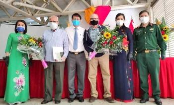 Tri ân các du kích quân Venezuela tham gia Chiến dịch Nguyễn Văn Trỗi