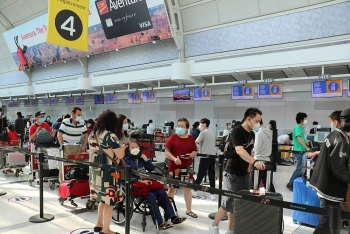 Đón hơn 500 công dân Việt Nam từ Nhật Bản và Canada về nước