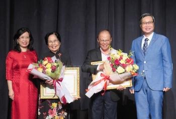 HUFO kỷ niệm 25 năm quan hệ ngoại giao Việt Nam – Hoa Kỳ