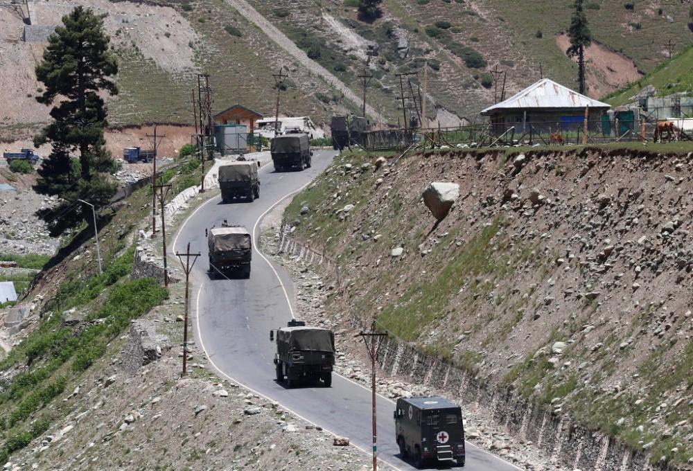 Ba binh lính Ấn Độ thiệt mạng trong vụ đụng độ tại biên giới Ấn - Trung