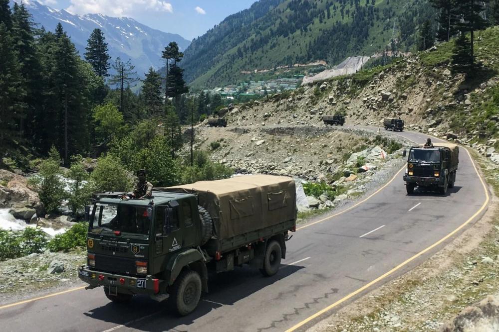 Ngoại trưởng Ấn Độ cáo buộc Trung Quốc trong vụ đụng độ biên giới
