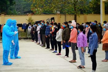 Lào Cai: Những người bám chốt giữ ngày xuân