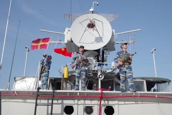 Xây dựng Lữ đoàn tàu chiến đấu chống ngầm chính quy hiện đại