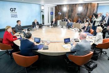 Biển Đông trong cuộc cạnh tranh bằng đại dự án giữa Trung Quốc và G7