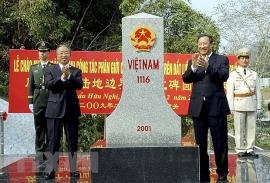 Bài 3: Biên giới đất liền Việt Nam – Trung Quốc