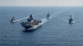 Đối đầu Mỹ - Trung trên Biển Đông các nước ASEAN được gì