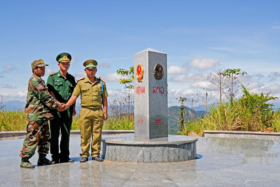 Biên giới Việt Nam - Campuchia (bài 10)