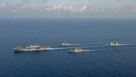 Biển Đông không chỉ có Mỹ - Trung