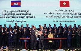 Biên giới Việt Nam – Campuchia: Những vấn đề quản lý (bài 11)