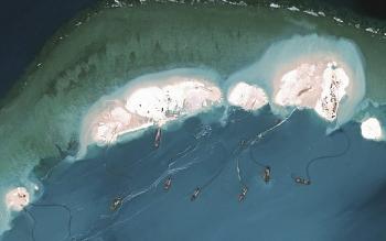 Biển Đông 5 năm sau Phán quyết của Tòa Trọng tài