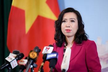 Việt Nam lên tiếng nhân dịp kỷ niệm 5 năm Toà trọng tài vụ kiện Biển Đông ra Phán quyết