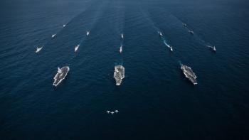 Sự thật về Biển Đông (bài 5): Biển Đông trong cạnh tranh chiến lược Mỹ - Trung  và khẩu hiệu