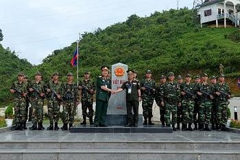 Tiến trình phân định biên giới Việt Nam - Lào (bài 17)