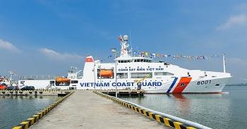 Luật Cảnh sát biển: Vai trò cấp thiết bảo vệ Tổ Quốc