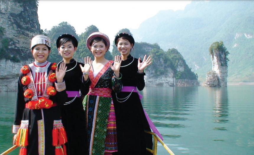 Tuyên Quang là điểm đến đặc sắc thu hút đông đảo du khách trong nước và quốc tế.