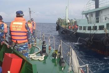 Luật Cảnh sát biển: Tiền đề cho hoạt động phòng chống buôn lậu trên biển