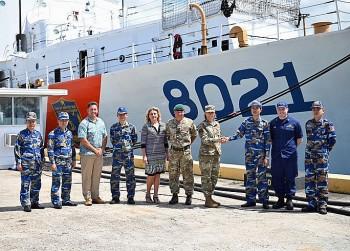Hoạt động hợp tác quốc tế của Cảnh sát biển sau gần 3 năm có luật cảnh sát biển