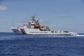 Trung Quốc ra dự thảo luật cho phép hải cảnh dùng vũ khí chống tàu nước ngoài