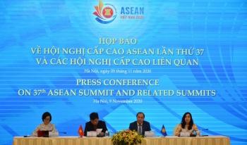 Biển Đông sẽ là một trọng tâm của Hội nghị cấp cao ASEAN lần thứ 37
