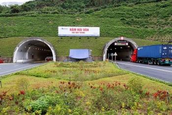 Khánh thành hầm Hải Vân số 2 thuộc dự án hầm đường bộ Đèo Cả