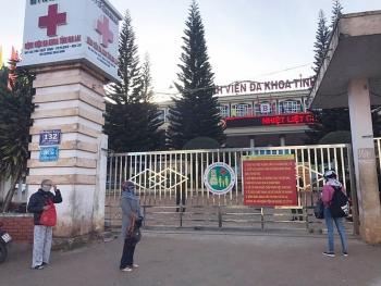 Phát hiện thêm trường hợp dương tính COVID-19, Bệnh viện Đa khoa tỉnh Gia Lai bị phong tỏa