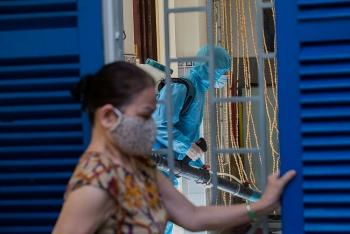 Đà Nẵng siết chặt các biện pháp phòng chống dịch để người dân yên tâm đón Tết