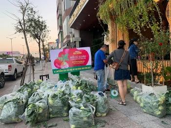 Đà Nẵng tổ chức 9 điểm bán nông sản giải cứu cho nông dân Hải Dương