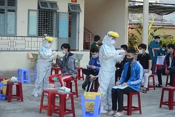 Đà Nẵng: Hơn 1000 thanh niên chuẩn bị nhập ngũ được xét nghiệm SARS-CoV-2
