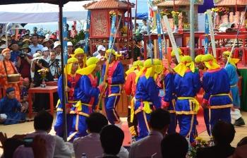 Lý Sơn sẽ tổ chức Lễ khao lề thế lính Hoàng Sa và đua thuyền Tứ Linh