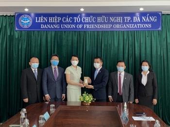 DAFO, Tổng Lãnh sự quán Trung Quốc tại Đà Nẵng thống nhất nhiều hoạt động giao lưu nhân dân năm 2021