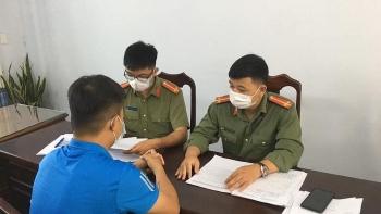 Đà Nẵng: Xử phạt người tung kết quả xét nghiệm COVID-19 giả lên mạng xã hội