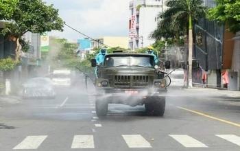 Một khu dân cư ở Đà Nẵng phong tỏa vì liên quan tới trường hợp mắc Covid-19