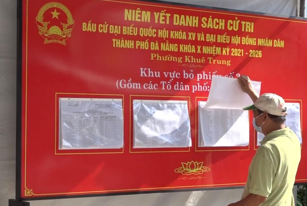 Đà Nẵng vừa căng mình chống dịch, vừa đảm bảo công tác bầu cử