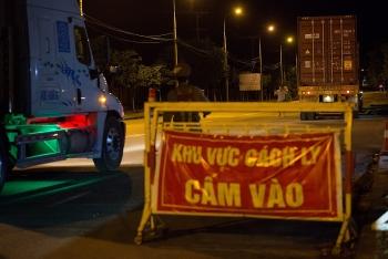Quảng Nam và Quảng Ngãi kích hoạt lại nhiều chốt kiểm soát người ra vào