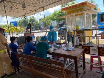 Đà Nẵng: Giám sát chặt công tác phòng, chống dịch và kiểm soát phương tiện ra vào TP