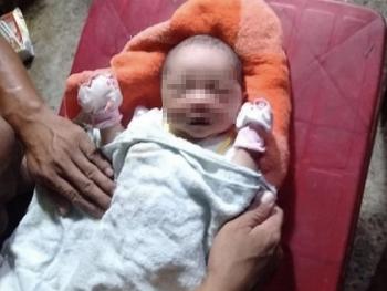 Tìm thân nhân bé trai 7 ngày tuổi bị bỏ rơi ven đường tại Đà Nẵng