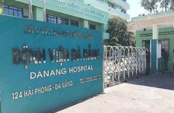 Đà Nẵng có ca dương tính mới là người nhà bệnh nhân tại BV Đà Nẵng