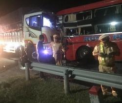 Lại tai nạn thảm khốc với xe khách giường nằm ở Đà Nẵng