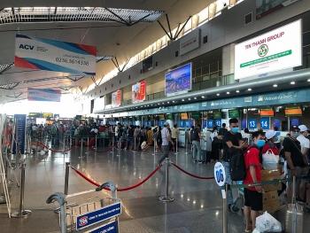 """Không có chuyện hành khách """"tháo chạy"""" ở sân bay Đà Nẵng"""