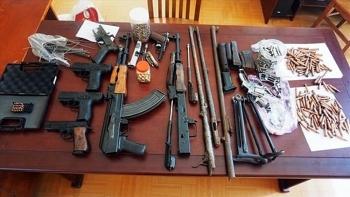 Quảng Nam: Khen thưởng cho tập thể, cá nhân phá vụ án tàng trữ vũ khí lớn tại Điện Bàn