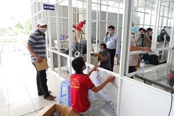 Bệnh viện dã chiến tại Đà Nẵng đã sẵn sàng đón bệnh nhân