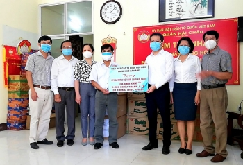 Liên hiệp các tổ chức hữu nghị Đà Nẵng tiếp tục đồng hành cùng phòng chống dịch Covid-19